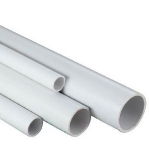 TUB PVC RIGID FI 25 mm 320N GRI