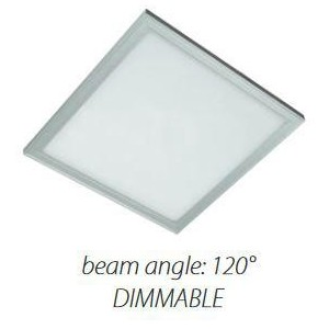PANOU LED DIMABLE 45W 595X595 4000-4300K/3600LM