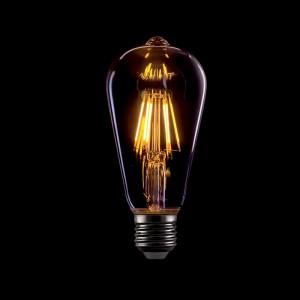 BEC LED VINTAGE E27 8W 2800-3200K/650LM