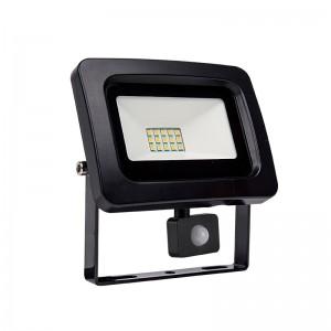 PROIECTOR LED CU SENZOR 10W/800LM/IP65/5500K