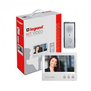 KIT COMPLET VIDEO INTERFON COLOR MIRROR 7